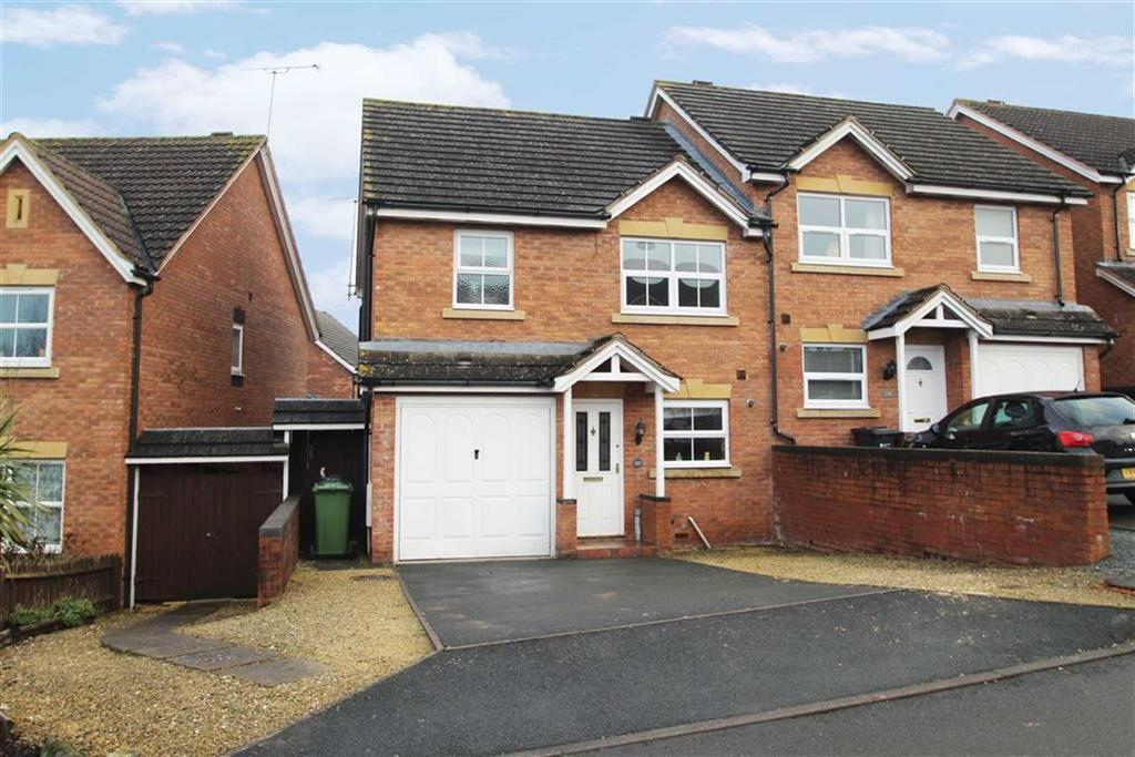 3 Bedrooms Semi Detached House for rent in Godiva Road, LEOMINSTER, Leominser