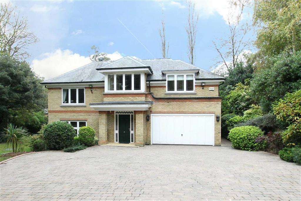 5 Bedrooms Detached House for sale in Pine Grove, Totteridge, London