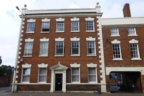 1 bedroom flat to rent - 197a Wolverhampton Street, Dudley, DY1 1DU