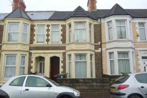 4 bedroom house to rent - Tewkesbury Street, Cathays, Cardiff, CF24