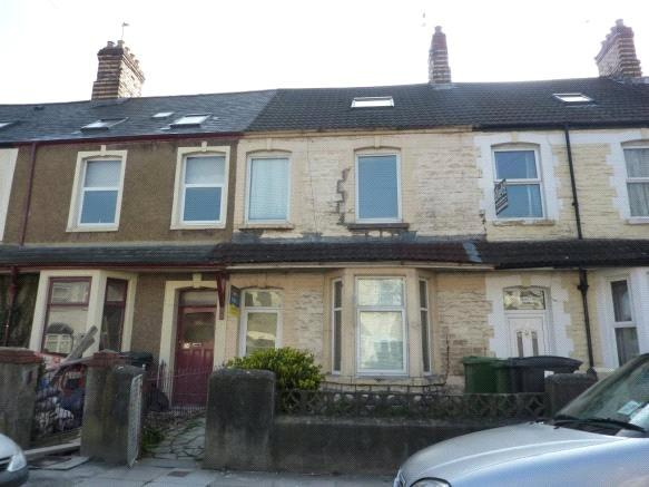 8 Bedrooms House for rent in Harriet Street, Cathays, CF24