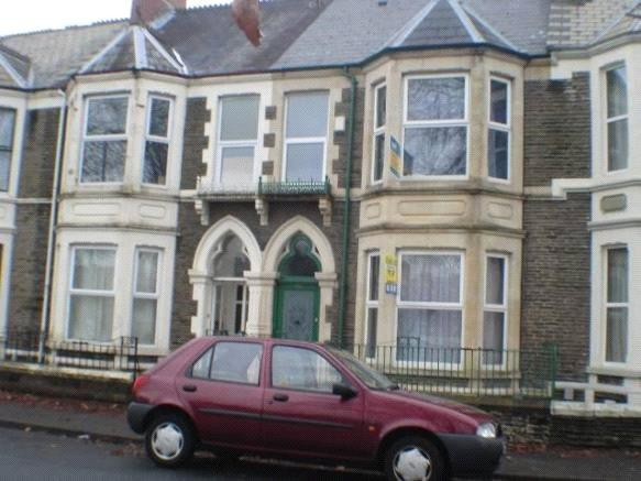 6 Bedrooms Terraced House for rent in Clun Terrace, Cathays, Cardiff, CF24