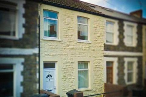 4 bedroom house to rent - Russell Street, Roath, Cardiff, CF24