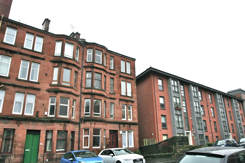 1 Bedroom Flat for sale in 29 Crathie Drive, Glasgow G11 7XE