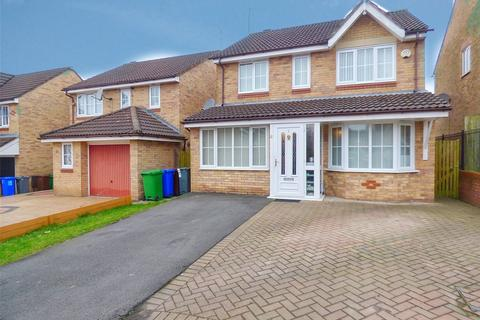 4 bedroom detached house for sale - Carrsdale Drive, Blackley, Manchester, M9