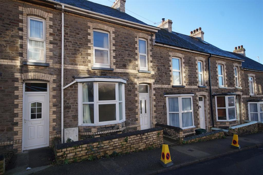 2 Bedrooms House for sale in Chudleigh Terrace, Bideford