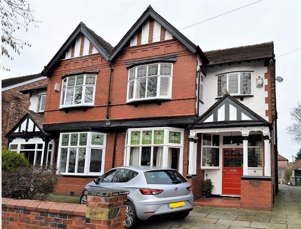 4 Bedrooms Semi Detached House for sale in Westmorland Road, Manchester