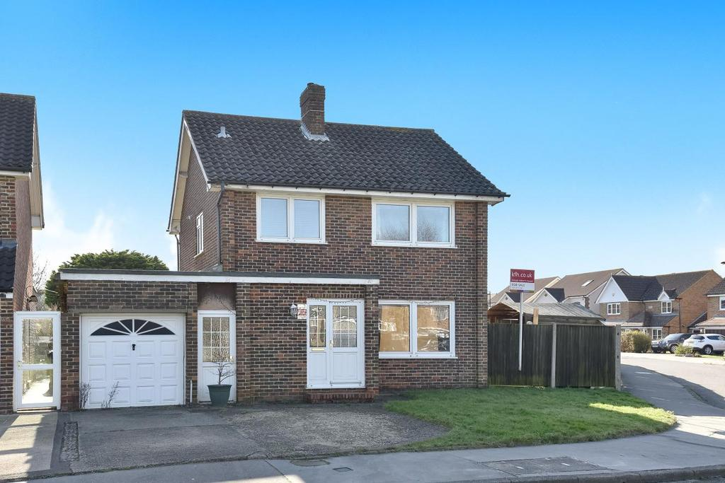 3 Bedrooms Detached House for sale in Round Grove, Croydon