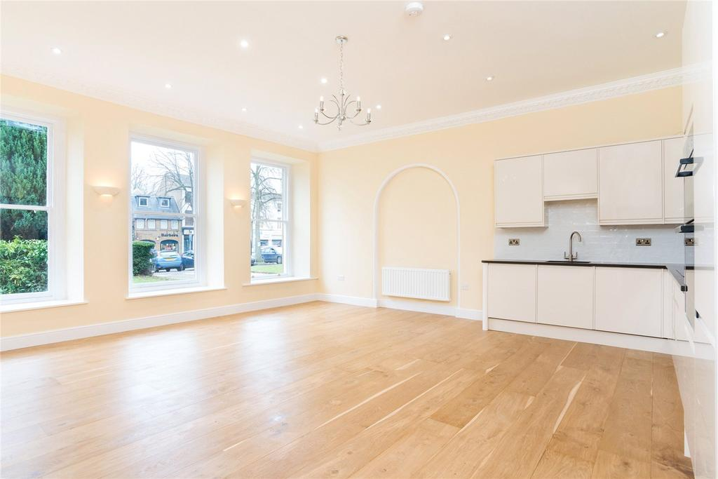 1 Bedroom Flat for sale in Banbury, Oxfordshire
