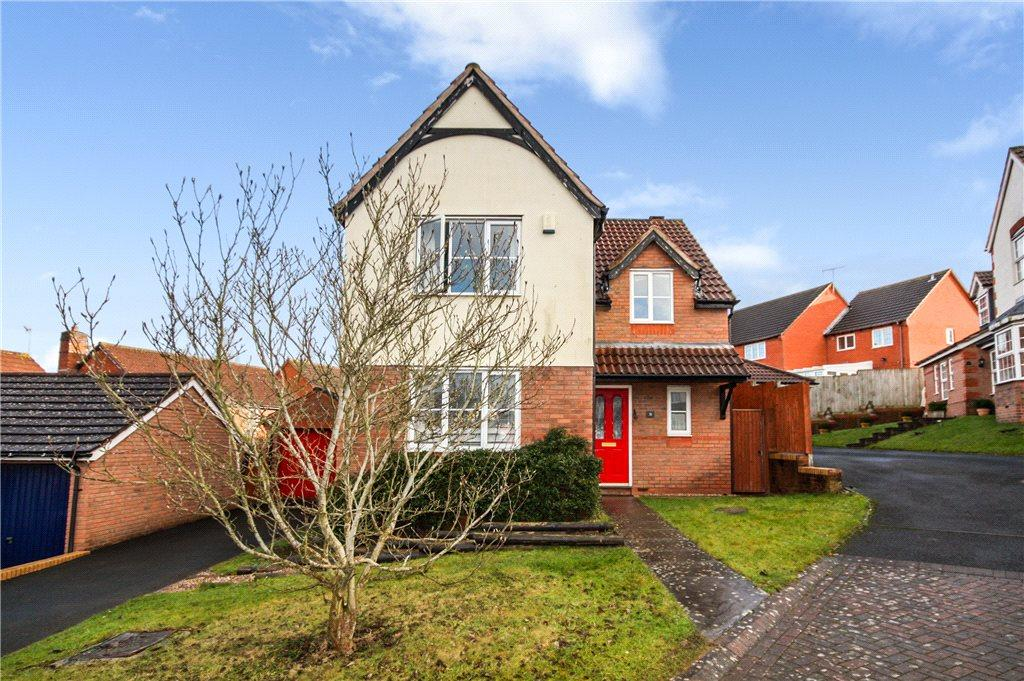 4 Bedrooms Detached House for sale in Tay Avenue, Worcester, Worcestershire, WR5