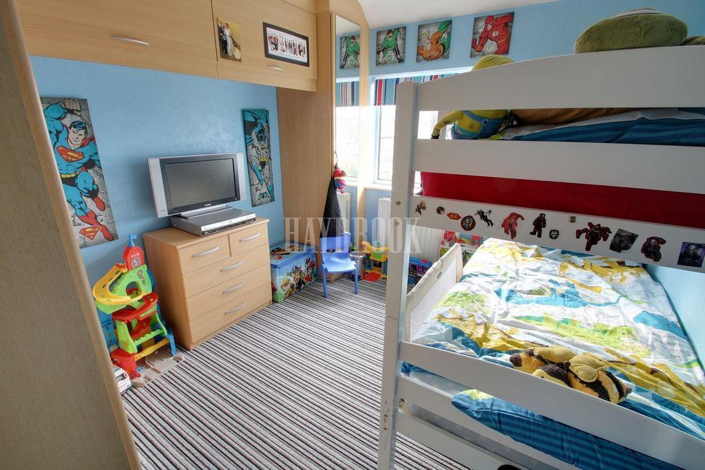 2 Bedrooms Semi Detached House for sale in Wordsworth Drive, Herringthorpe
