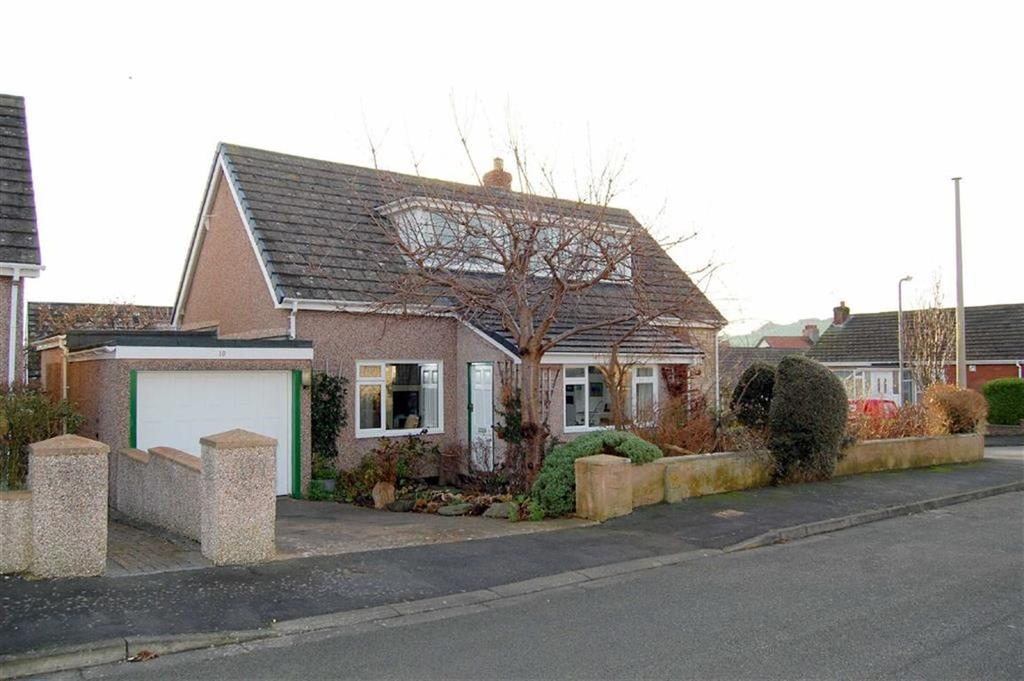 3 Bedrooms Detached Bungalow for sale in Fairfield Close, Penrhyn Bay, Llandudno