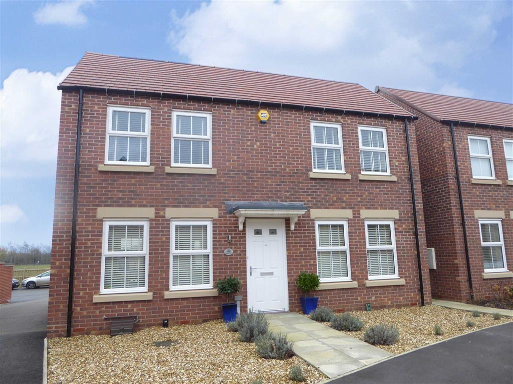 3 Bedrooms Detached House for sale in Hobby Road, Bodicote