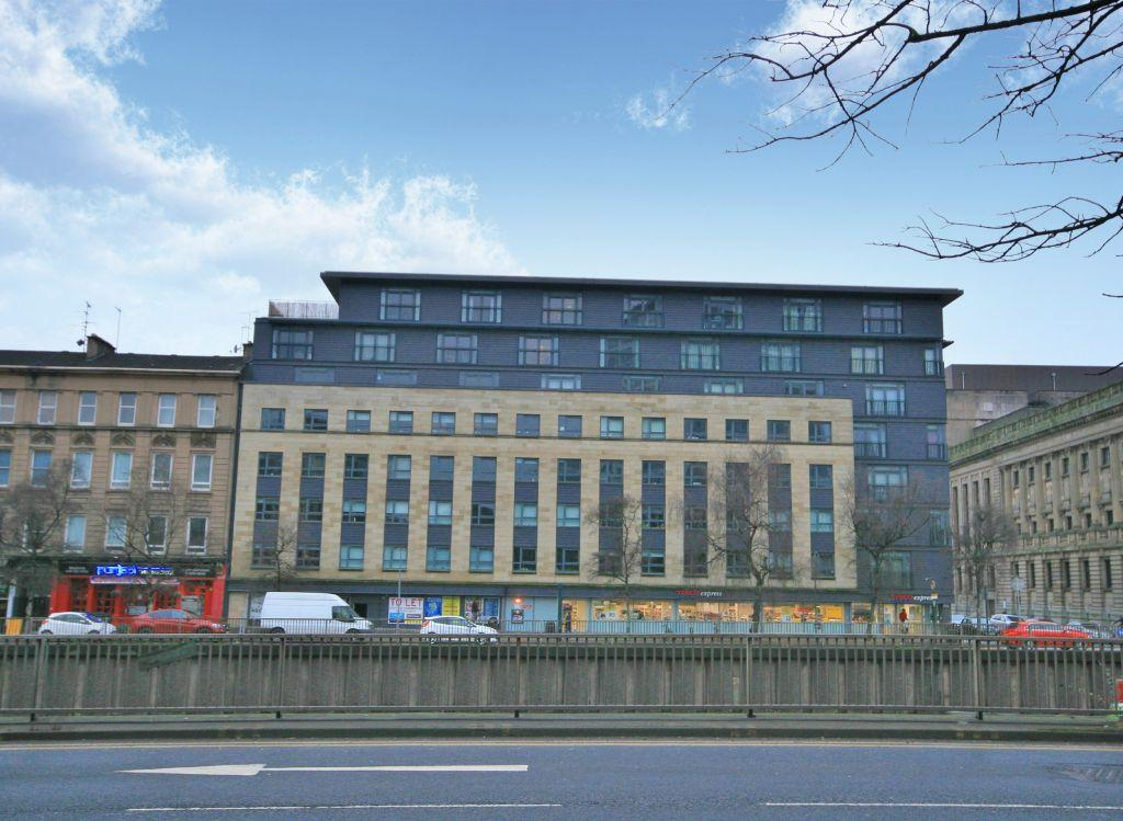 1 Bedroom Flat for sale in 1/6, 11 Kent Road, Charing Cross, Glasgow, G3 7EH
