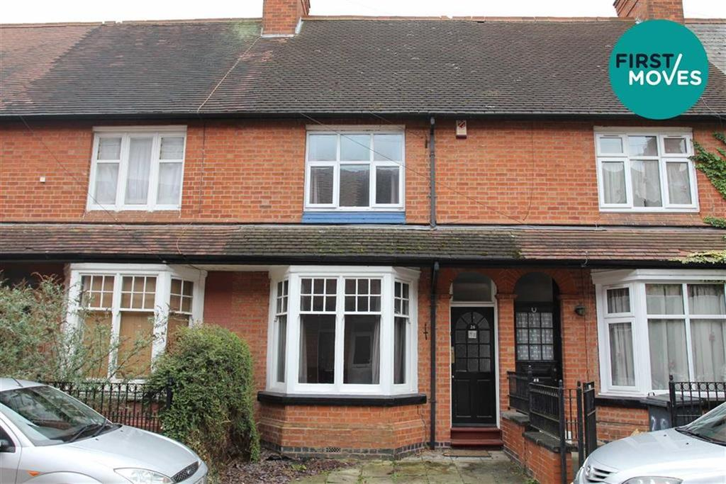 3 Bedrooms Terraced House for sale in Merton Avenue, West End, Leicester