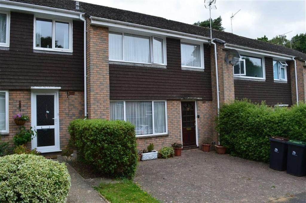 3 Bedrooms Terraced House for sale in Glynville Close, Wimborne, Dorset