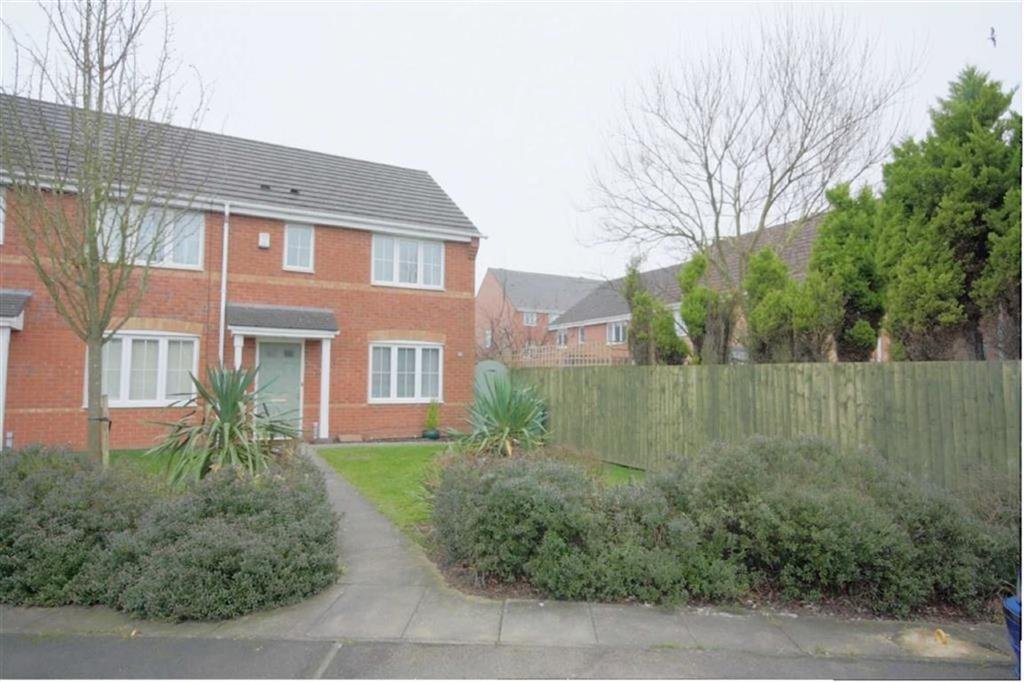 3 Bedrooms Mews House for rent in Horsey Mere Gardens, Sutton Heath, St Helens, WA9