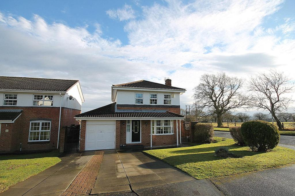 4 Bedrooms Detached House for sale in Byron Court, Crook