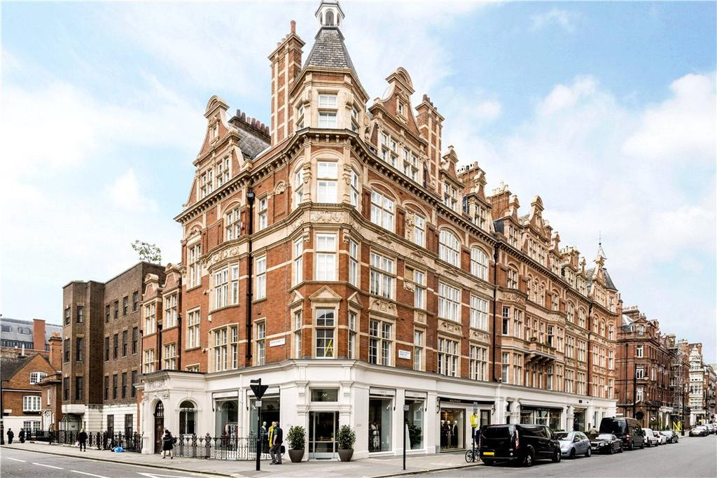 2 Bedrooms Flat for sale in South Audley Street, London, W1K
