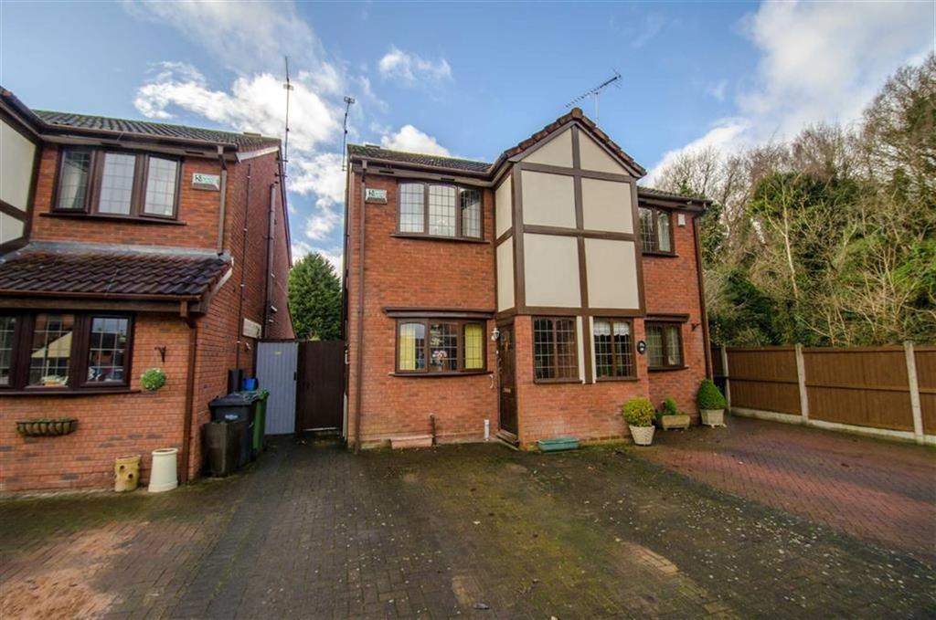 2 Bedrooms Semi Detached House for sale in Heathlands, Stourport-on-severn, DY13
