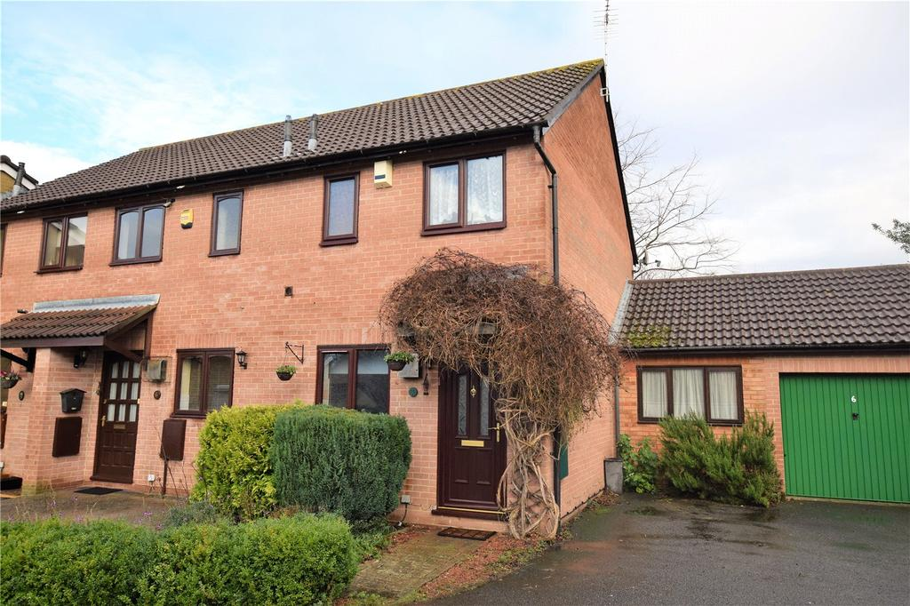 2 Bedrooms End Of Terrace House for sale in Thrush Close, Burghfield Common, Reading, RG7