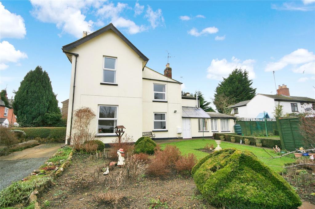 2 Bedrooms Semi Detached House for sale in Church Street, Charlton Kings, Cheltenham, GL53