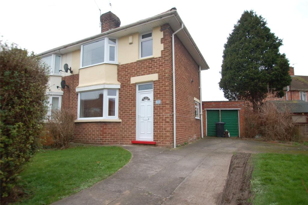 3 Bedrooms Semi Detached House for sale in Fairfax Road, Bridgwater, Somerset, TA6