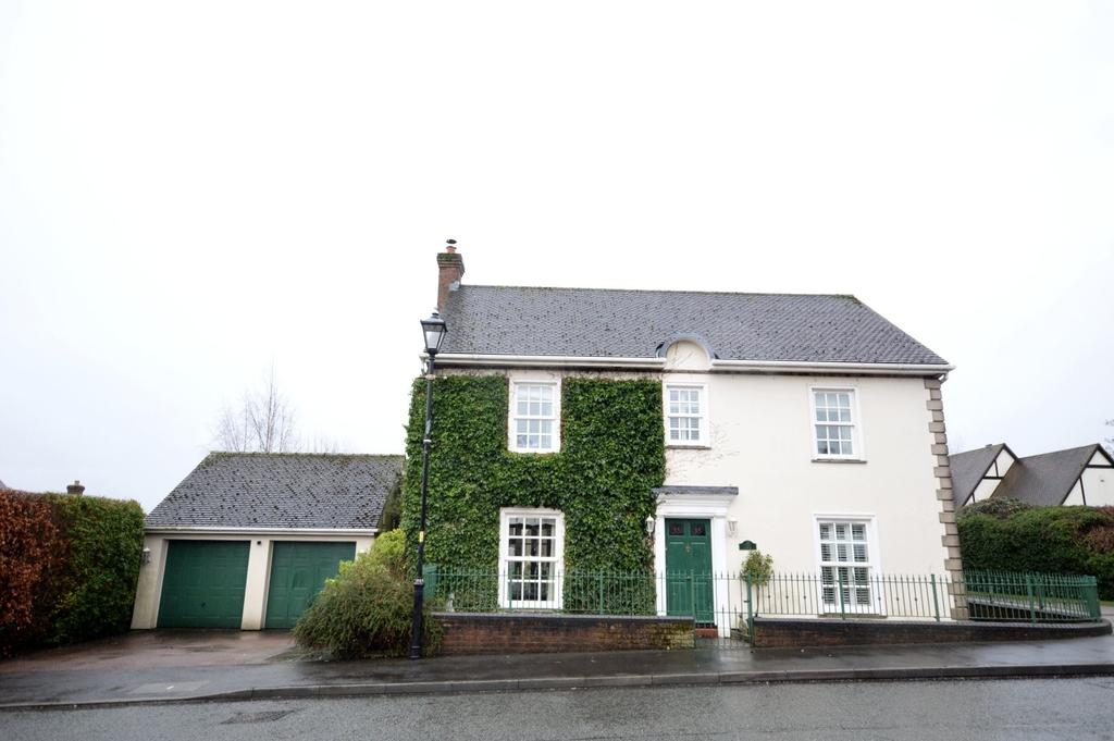4 Bedrooms Detached House for sale in Field Lane, Appleton