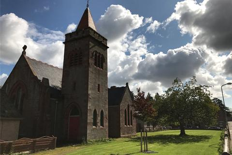 Plot for sale - Newtyle Church Hall, Castle Street, Newtyle, Blairgowrie, Perthshire
