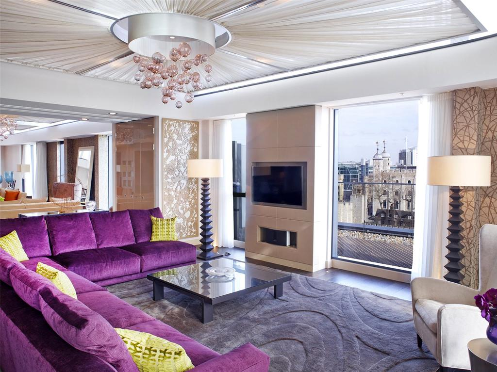 4 Bedrooms Flat for rent in Three Quays Walk, London