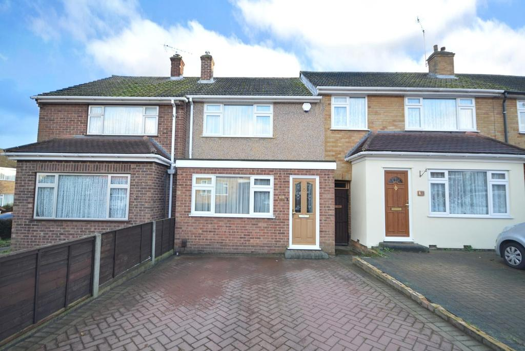 2 Bedrooms Terraced House for sale in Archway, Heaton Grange, Romford, RM3