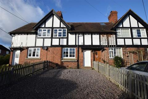 3 bedroom terraced house for sale - Bank Cottages, Dorrington, Nr Shrewsbury