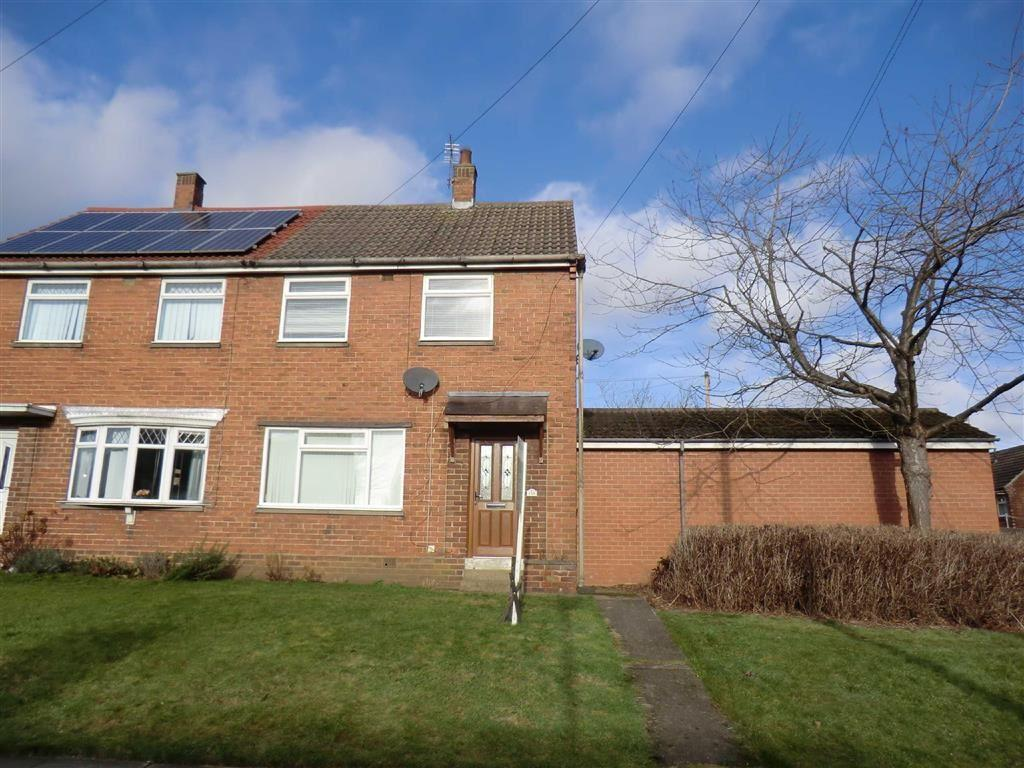 2 Bedrooms Semi Detached House for sale in 155, Raby Road, Ferryhill