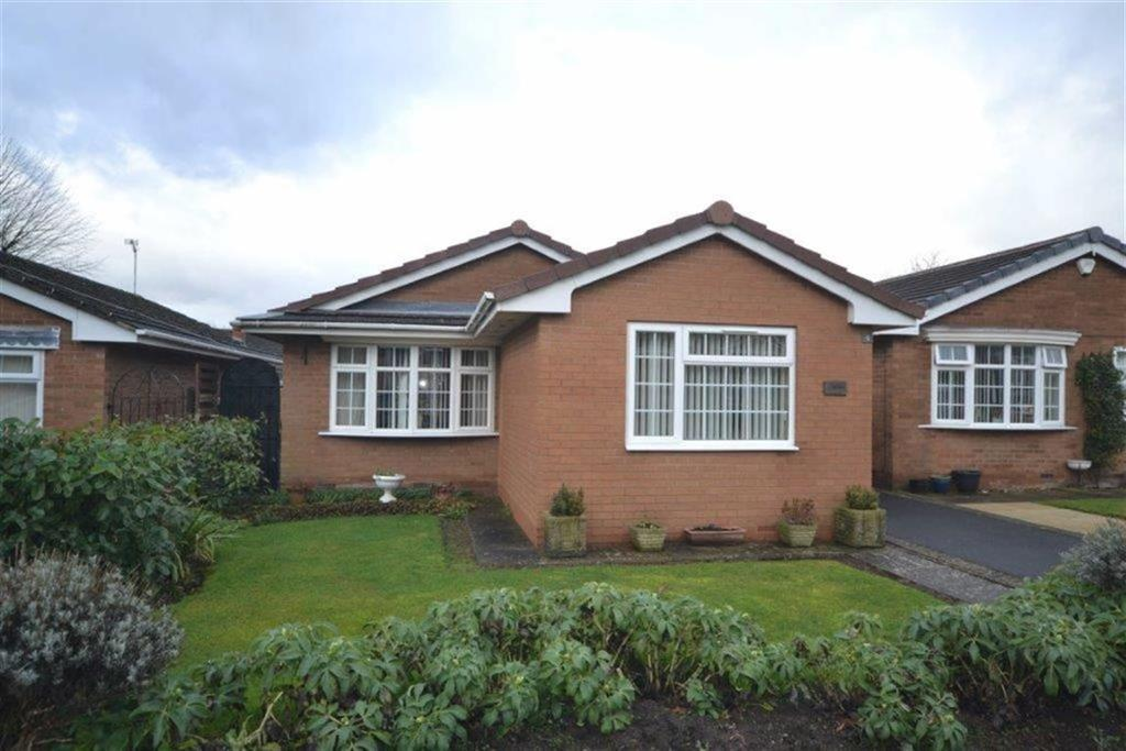 2 Bedrooms Detached Bungalow for sale in Hathaway Drive, Whitestone, Nuneaton