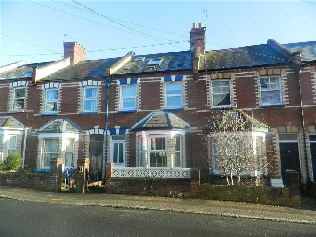 4 Bedrooms Semi Detached House for rent in Commins Road, Exeter, Exeter, EX1