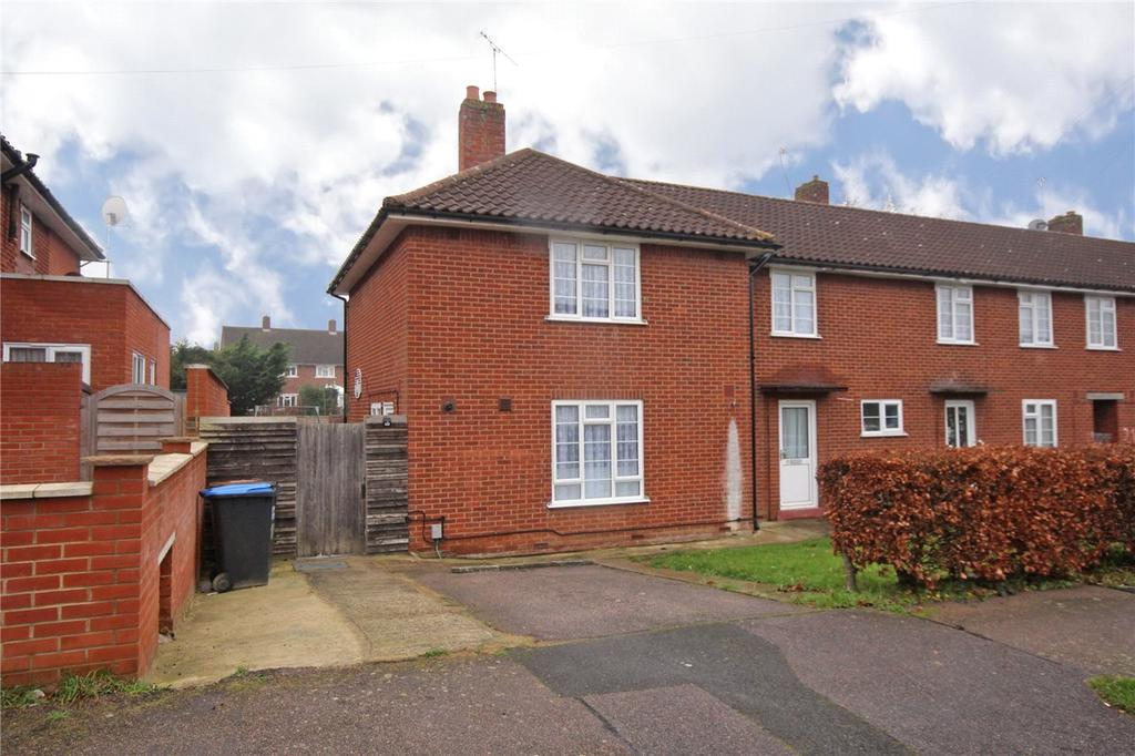 3 Bedrooms End Of Terrace House for sale in Cowper Road, Welwyn Garden City, Hertfordshire