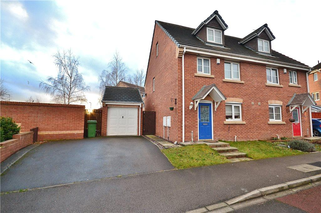 4 Bedrooms Semi Detached House for sale in Nightingale Drive, Stockton-on-Tees