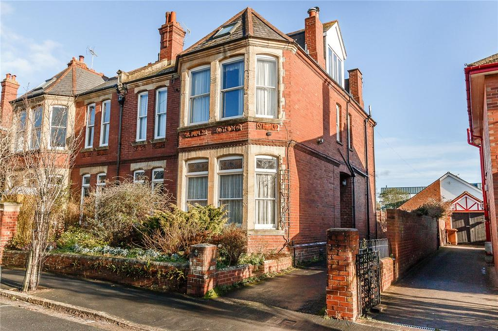 2 Bedrooms Flat for sale in Marlborough Road, Exeter, Devon, EX2