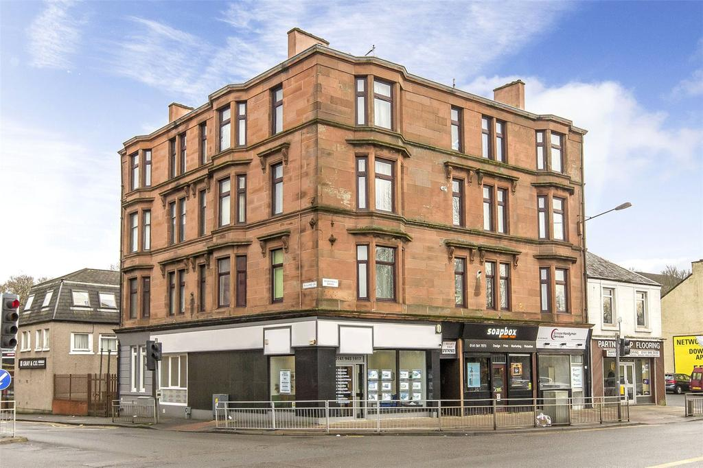 2 Bedrooms Flat for sale in Flat 3/3, 970 Maryhill Road, North Kelvinside, Glasgow, G20