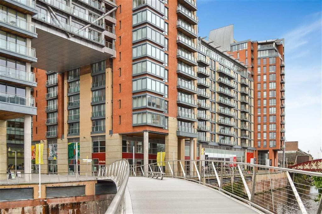 2 Bedrooms Apartment Flat for sale in 6 Leftbank, Spinningfields, Manchester, M3