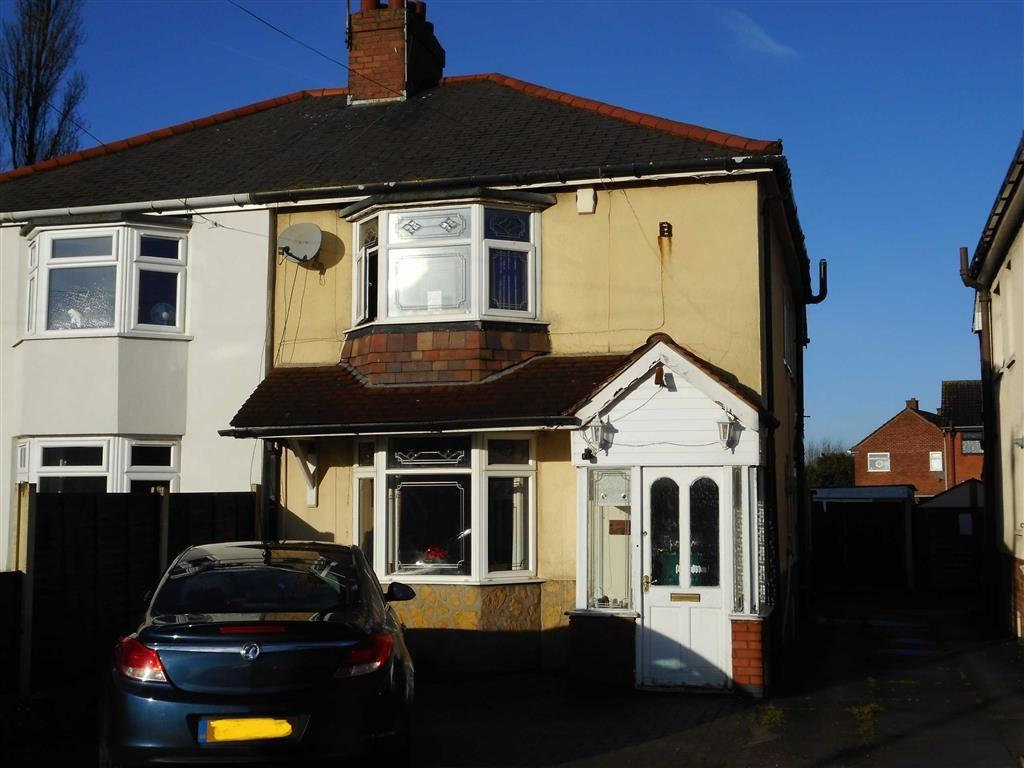 2 Bedrooms Semi Detached House for rent in Wolverhampton Road, Pelsall, Walsall