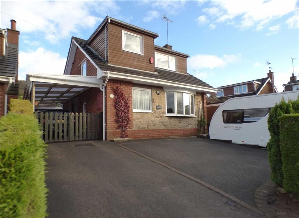 4 Bedrooms Detached House for sale in 2, Windermere Way, Cheadle