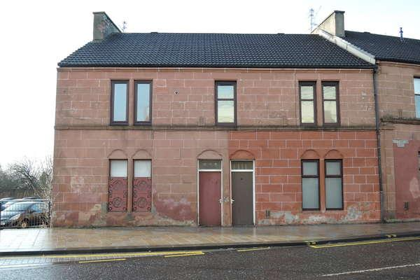 1 Bedroom Flat for sale in 32 West Hamilton Street, Motherwell, ML1 1YD