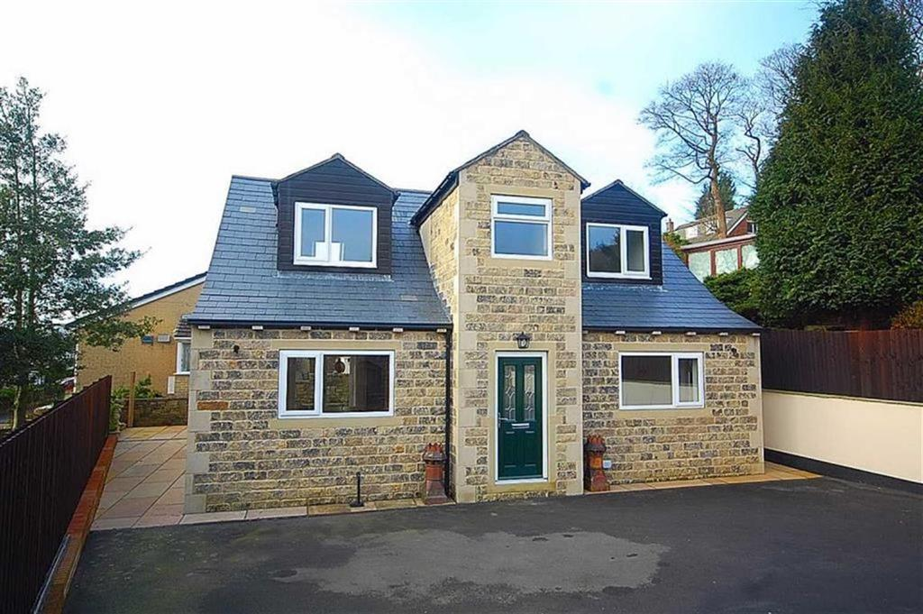 2 Bedrooms Detached House for sale in Willowfield Drive, Willowfield, Halifax, HX2