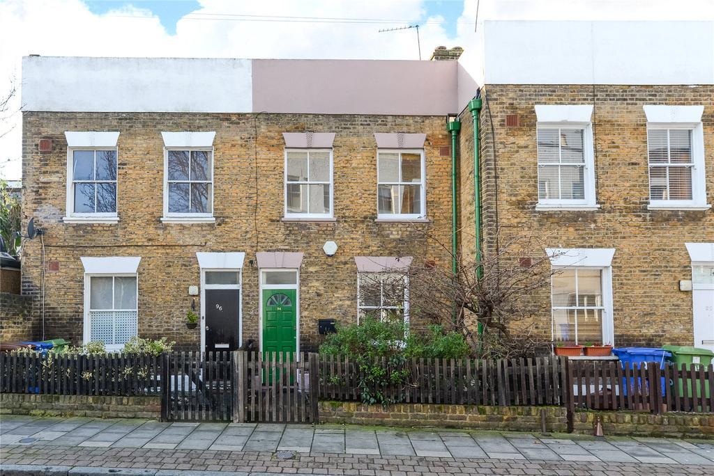 2 Bedrooms Terraced House for sale in Bellenden Road, Peckham, London, SE15