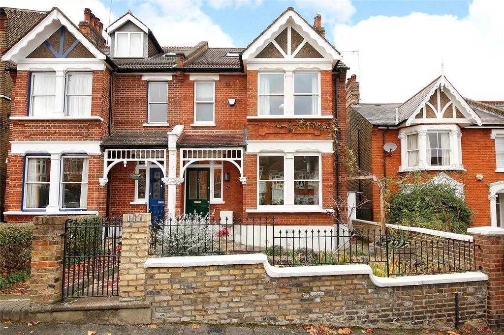 4 Bedrooms Semi Detached House for sale in Coleraine Road, Blackheath, London, SE3