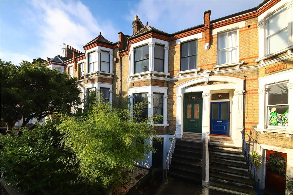 4 Bedrooms Terraced House for sale in Jerningham Road, Telegraph Hill, London, SE14