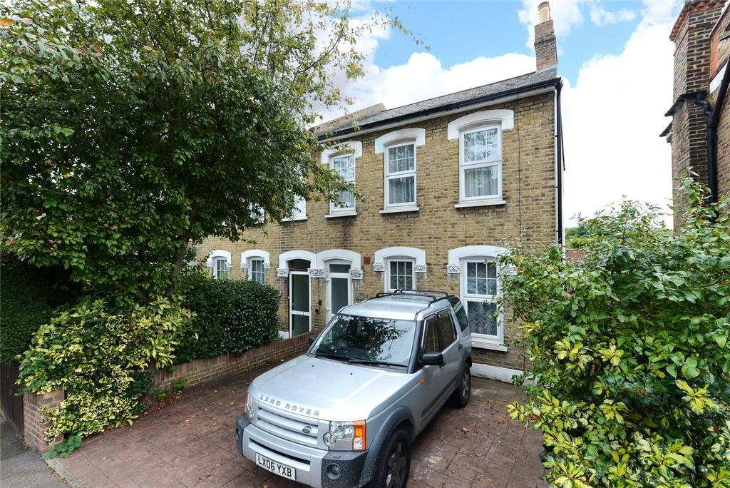 3 Bedrooms Semi Detached House for sale in Belvoir Road, East Dulwich, SE22