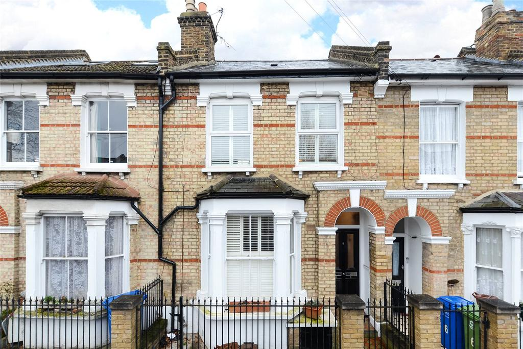 2 Bedrooms House for sale in 8 Nutbrook Street, Peckham, London, SE15