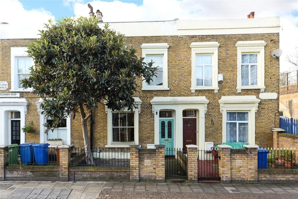 3 Bedrooms Terraced House for sale in Bellenden Road, Peckham, London, SE15